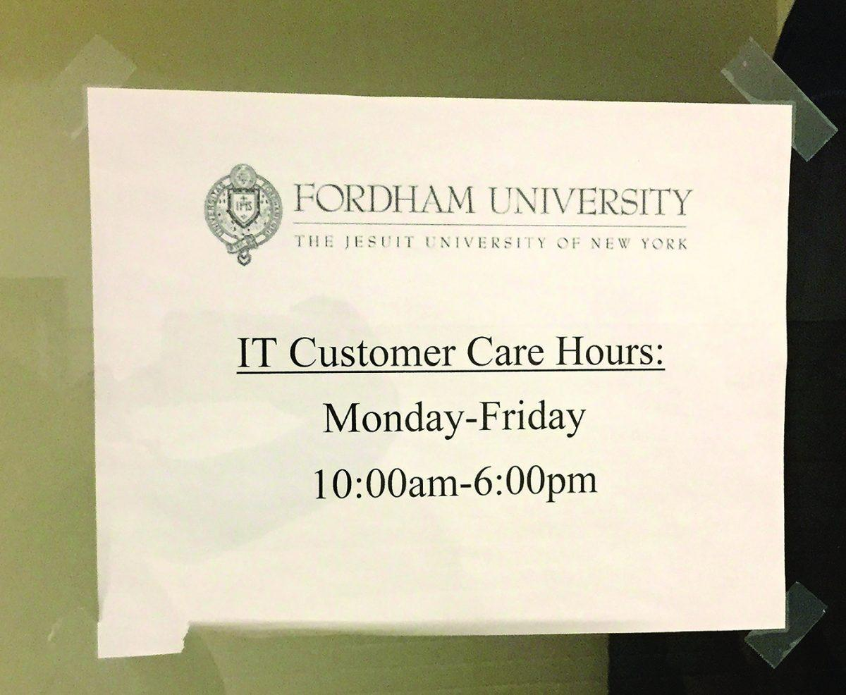 IT Launches New Customer Care System