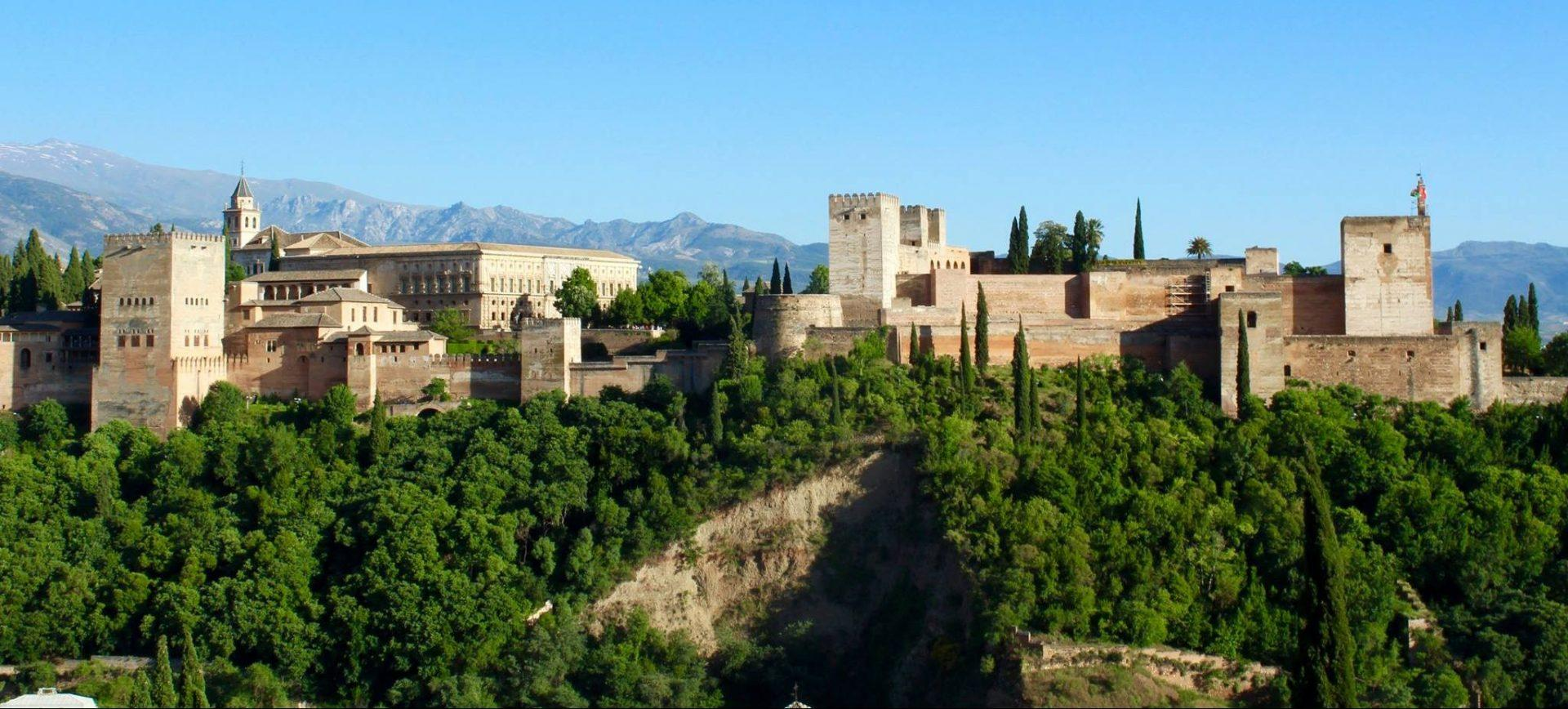 A view of the famous palace of Alhambra. (PHOTO COURTESY OF MARINA POUDRET)