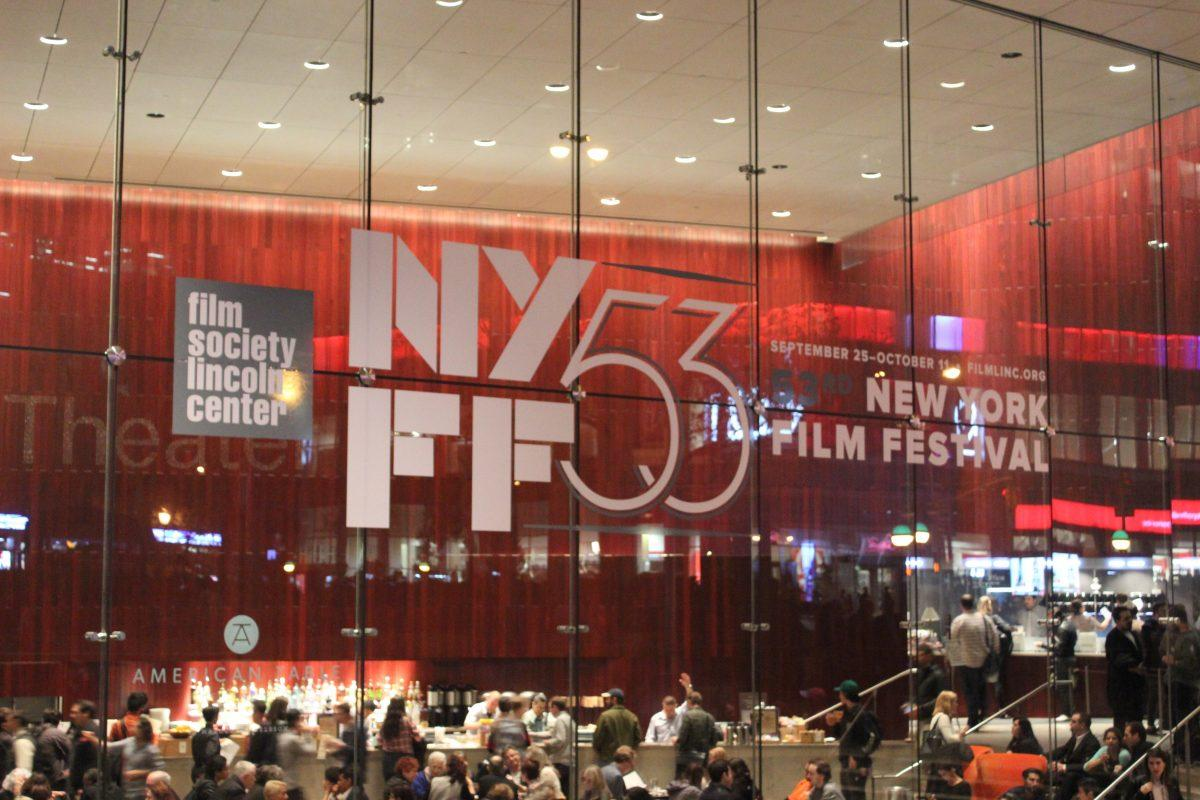 New York Film Festival Sets This Year's Cinematic Trends