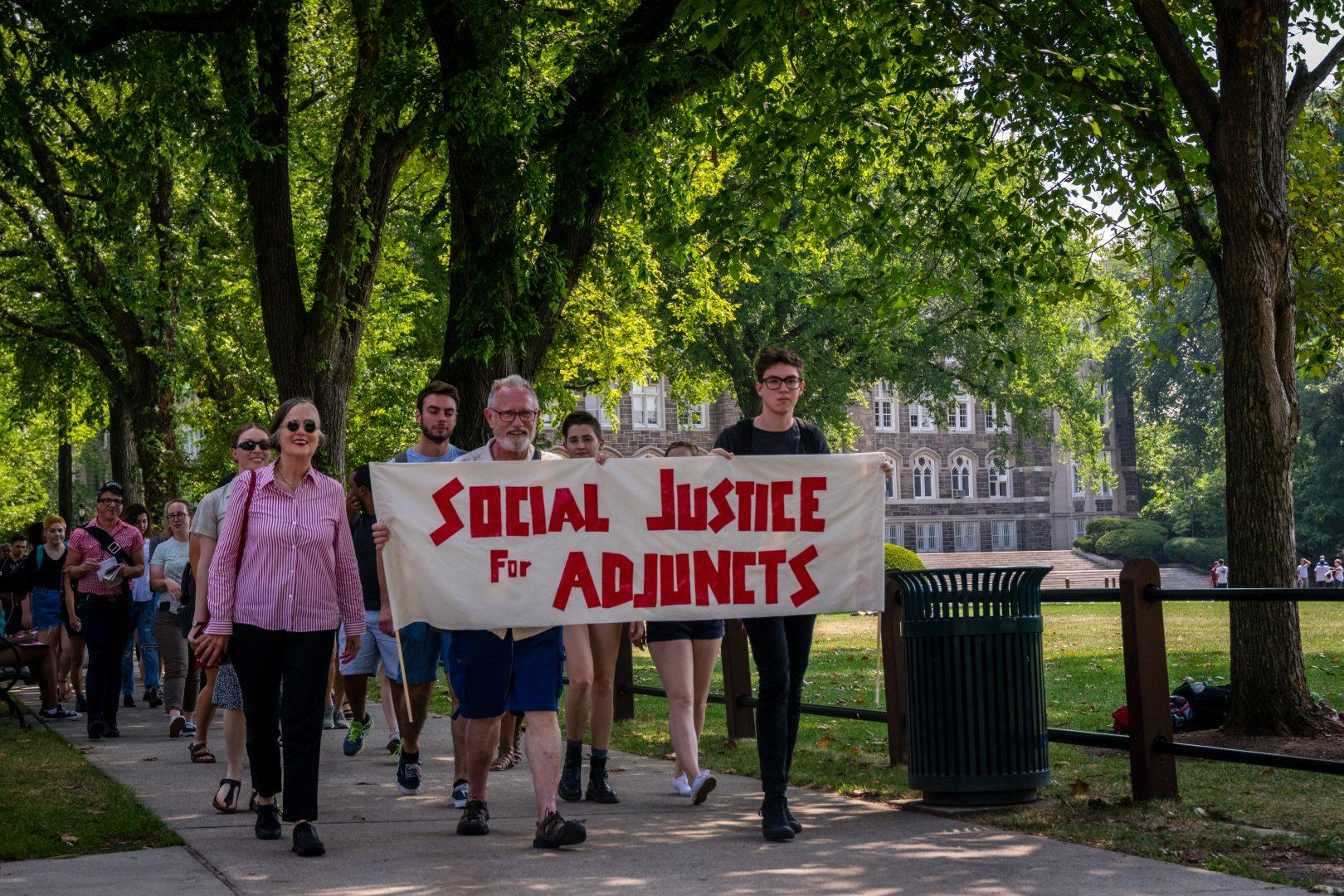 Adjunct Union Ratifies 'Historic' First Contract