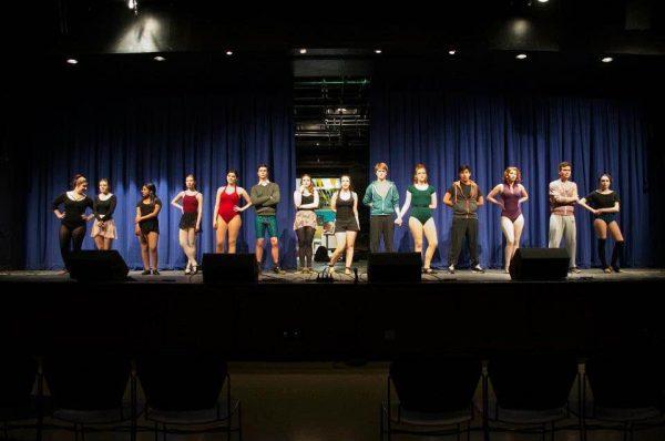 "The Splinter Groups Production of ""A Chorus Line"" (2015) (PHOTO COURTESY OF SPLINTER GROUP)"