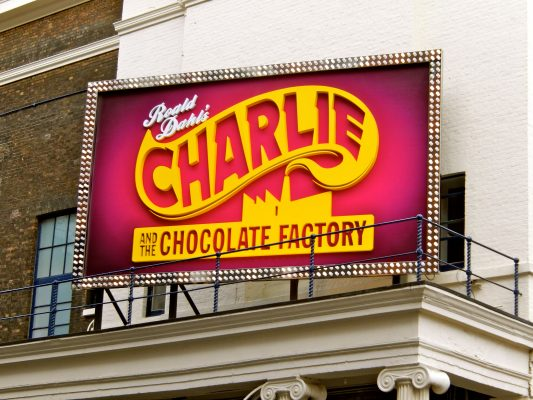 """""""Charlie and the Chocolate Factory"""" opens this spring on Broadway. (PHOTO COURTESY OF SARAH ACKERMAN VIA FLICKR)"""