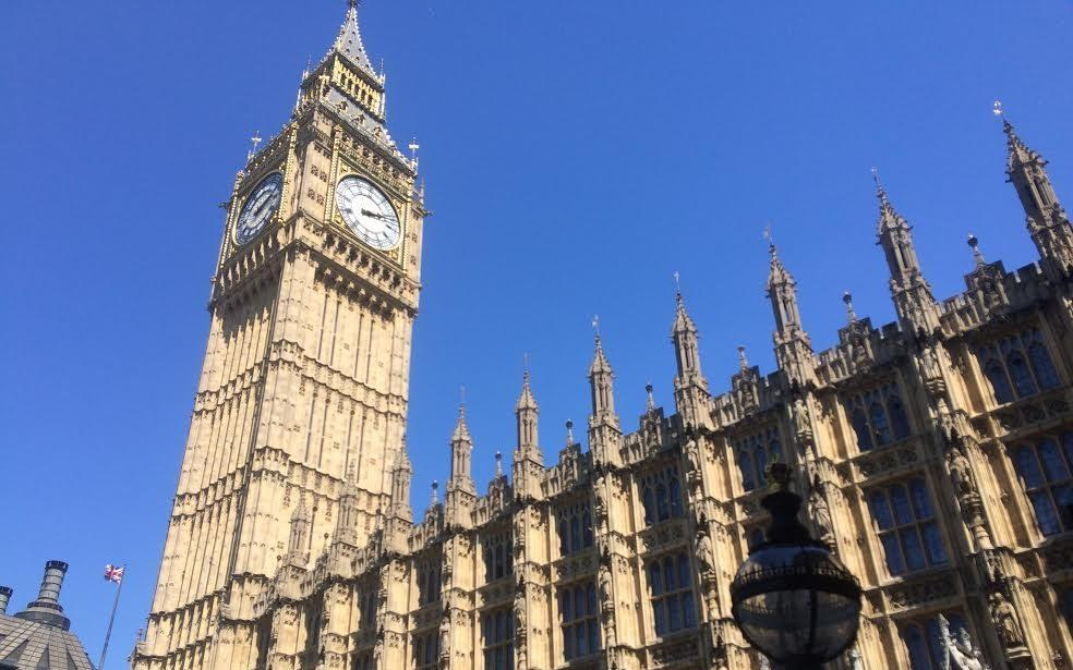 London Calling: A Summer in Parliament