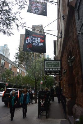 New York City has dozens of Off-Broadway theaters located arounf the city. (PHOTO BY HANA HIGGS/ THE OBSERVER)