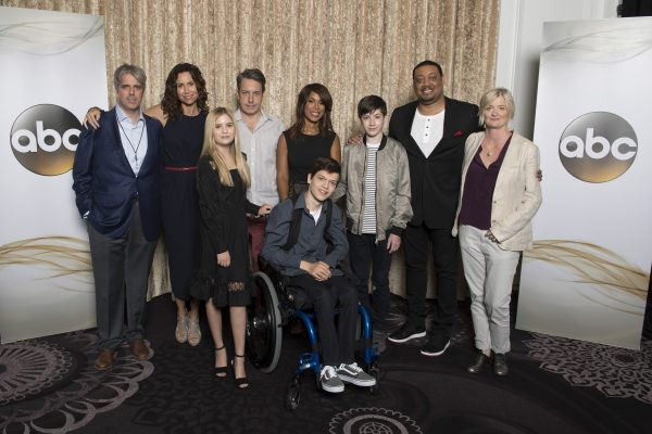 The cast and producers of ABC's
