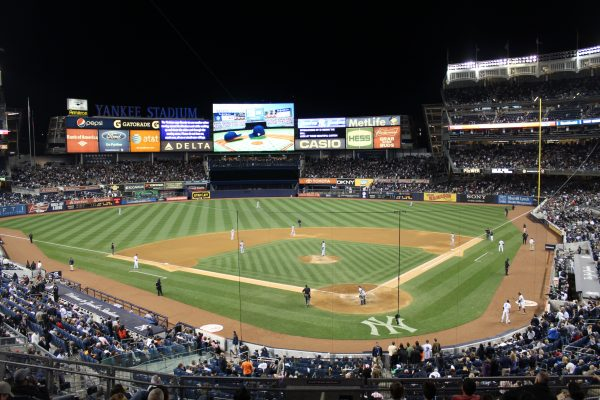 Yankee Stadium will host the 2016 Ram-Crusader Cup, a storied rivalry between Fordham and Holy Cross.  (PHOTO COURTESY OF DEX(07)/FLICKR)