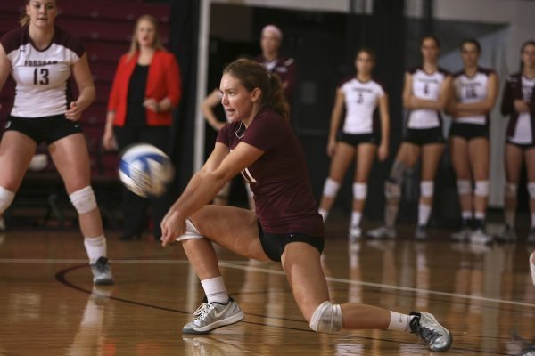 Students from both the Lincoln Center and Rose Hill campuses can join intramural leagues in order to stay active without the responsibilities of a college sports team. (ALLY WHITE/FORDHAM SPORTS)
