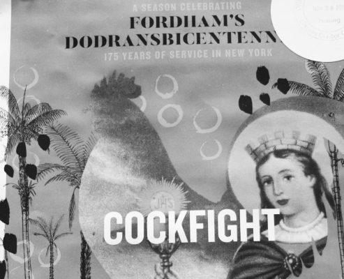 """The Fordham Mainstage production of """"Cockfight"""" will run Nov. 17, 18 and 19. (PHOTO BY ANA FOTA/THE OBSERVER)"""