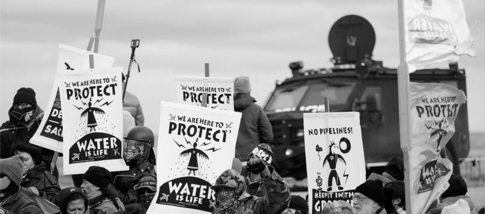 We Must Stand With Standing Rock