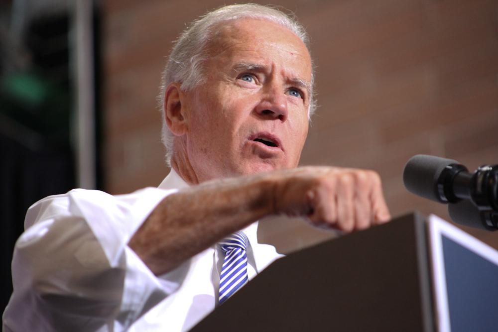 Biden Issues Letter on Sexual Assault to College Presidents
