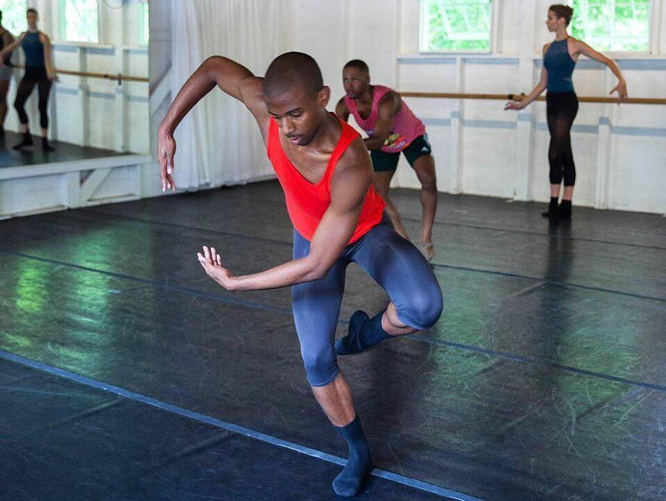 Fordham Senior Stuns in Ailey II Tour