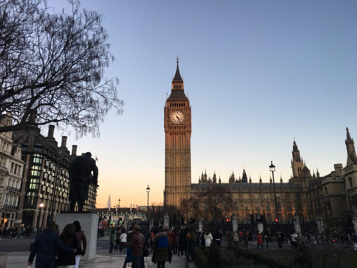 Lights, Camera, London: One Fordham Student's Adventure Across the Pond