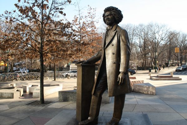 Frederick Douglass is one of the many figures celebrated during Black History Month. (BROOKE PARRETT/THE OBSERVER)