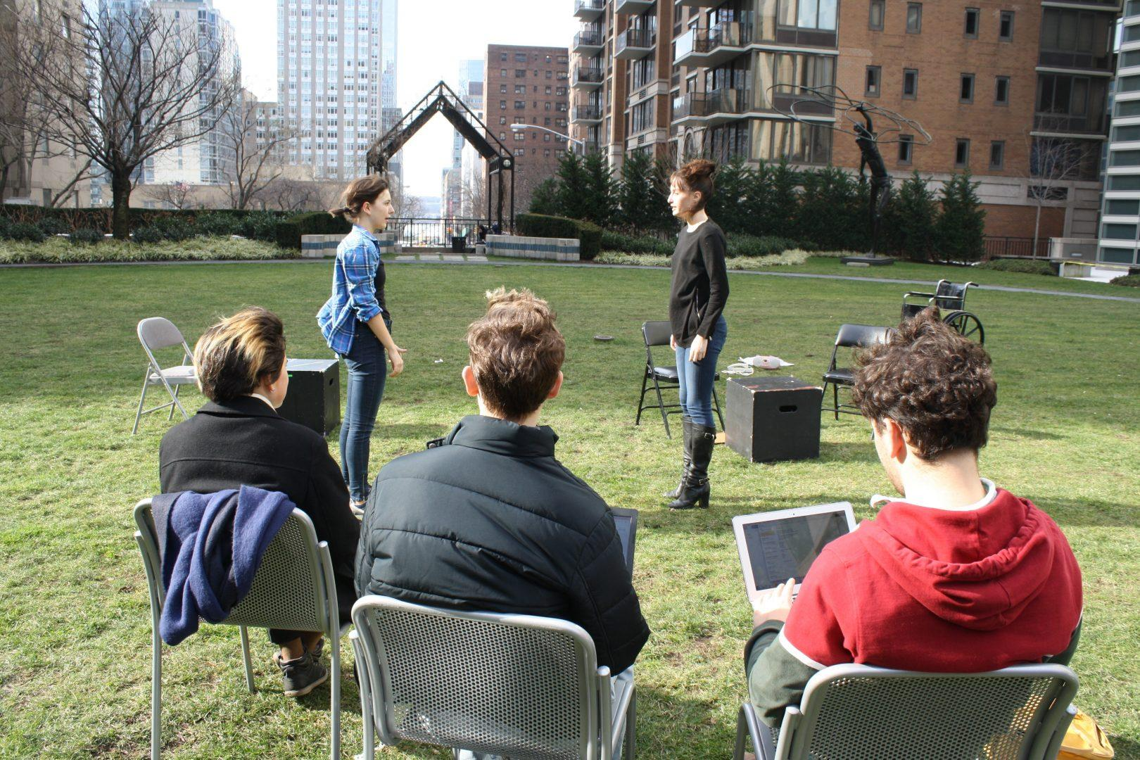 Fordham students will have a plethora of productions to watch this semester. (BROOKE PARRETT/THE OBSERVER)
