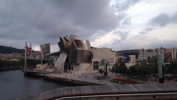 The+Guggenheim+Museum+in+Bilbao%2C+Spain+is+one+of+the+many+destinations+James+Berrigan+has+visited+during+his+year+abroad.+%28JAMES+BERRIGAN%2FTHE+OBSERVER%29
