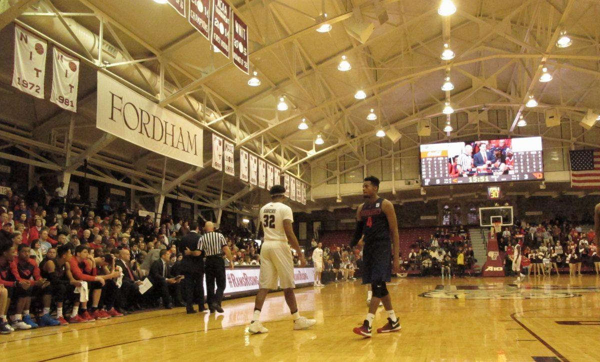 Fordham Finds Success During Winter Sports Season