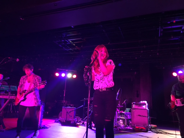 "The Mowgli's performed hit songs such as ""San Francisco"" and ""I'm Good."" (MARYANNA ANTOLDI/THE OBSERVER)"