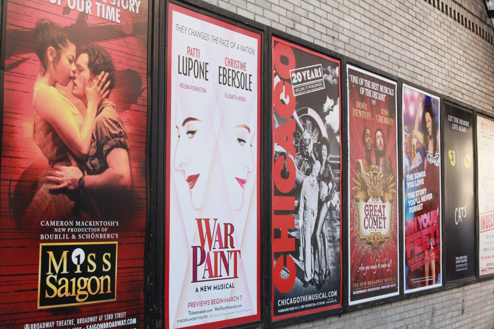 Many of the plays opening this Spring are either revivals or adaptations. (EMMA DIMARCO/ THE OBSERVER)