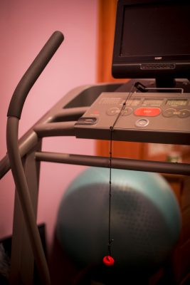 Living a healthy lifestyle involves a combination of proper dieting and proper exercise. (JESSE CARLUCCI/THE OBSERVER)