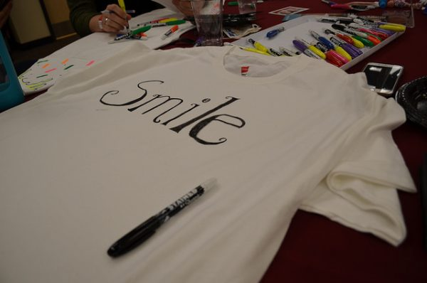 Songs for Smiles was an event that raised money for the Operation Smile nonprofit. (JILLIAN JAYMES/THE OBSERVER)