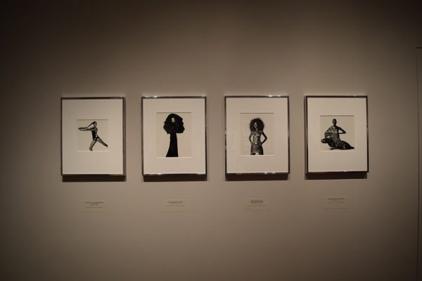 Penn is most famous for his photography work with Vogue Magazine. (Booke Parrett/THE OBSERVER)