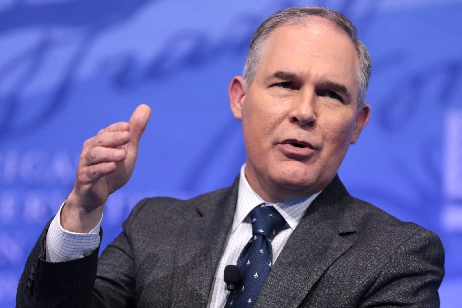 An EPA Adversary Takes a Seat at Its Head