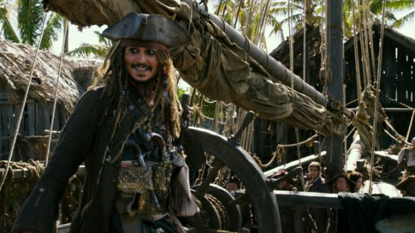 The fifth installment of the pirate franchise once again stars Johnny Depp as Captain Jack Sparrow. (COURTESY OF DISNEY)