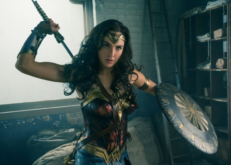 """Wonder Woman"" Dominates the DC Universe"