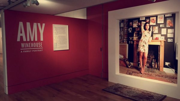 The Jewish Museum's Amy Winehouse exhibition takes a more down-to-earth look at the singer's life. (KARALEE ROGERS/THE OBSERVER)