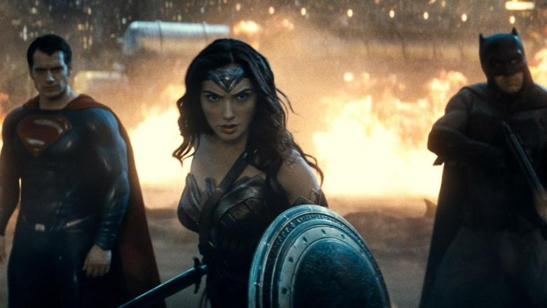 Wonder Woman: The First DC Movie to do the Work