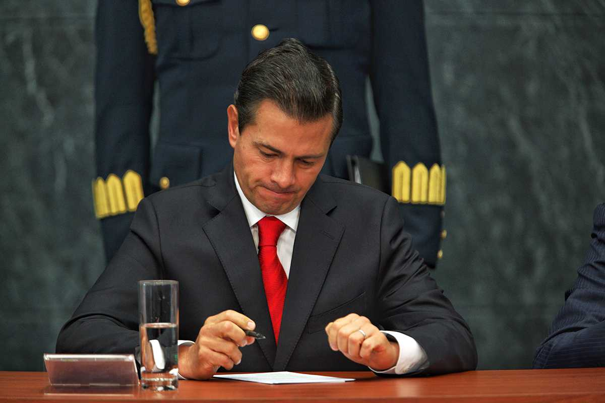Enrique Peña Nieto is Just as Dangerous  to Mexico as Trump is to America