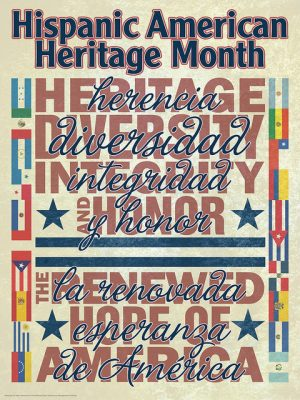 There are multiple events to attend to celebrate Latin American Heritage Month. (Morning Calm Weekly Newspaper Installation VIA FLICKR)