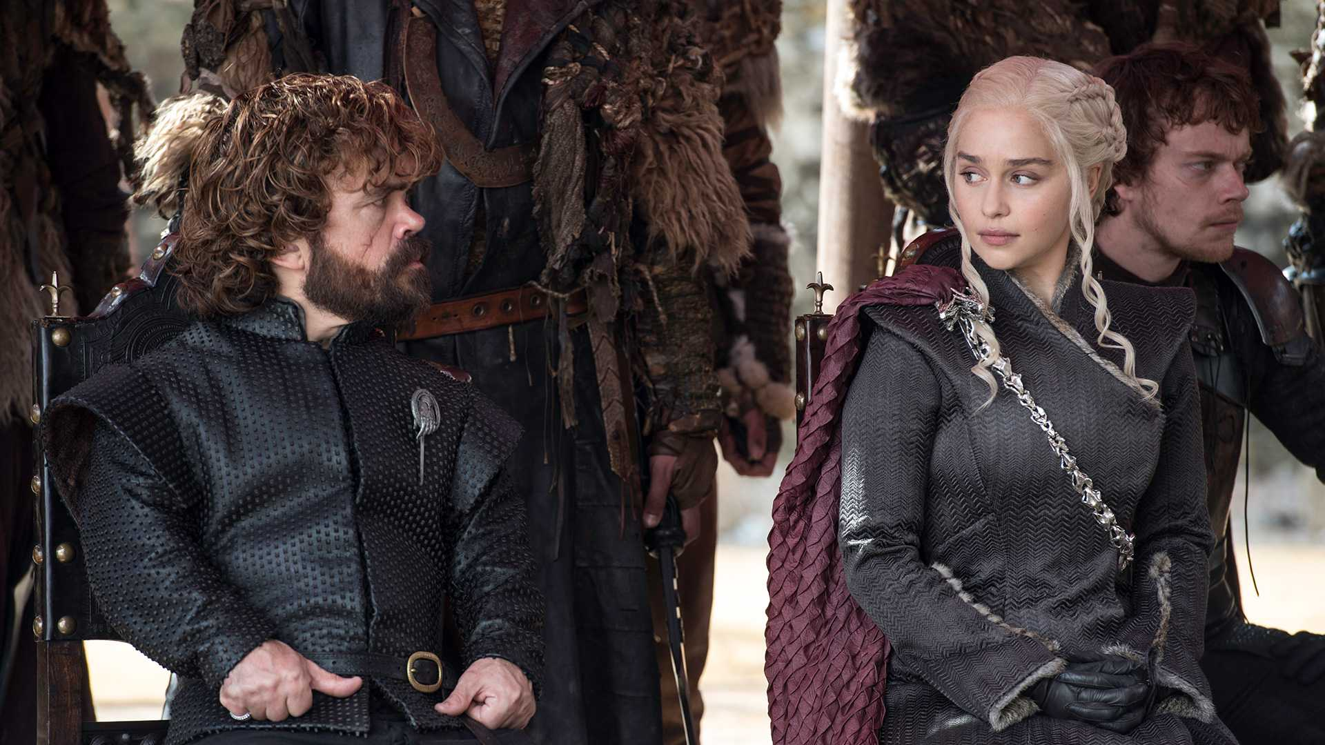 """Game of Thrones"" Preserves Its Reign"