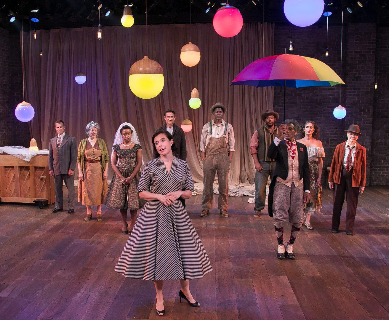 """As You Like It"" Gets a Musical Twist at Classic Stage Company"