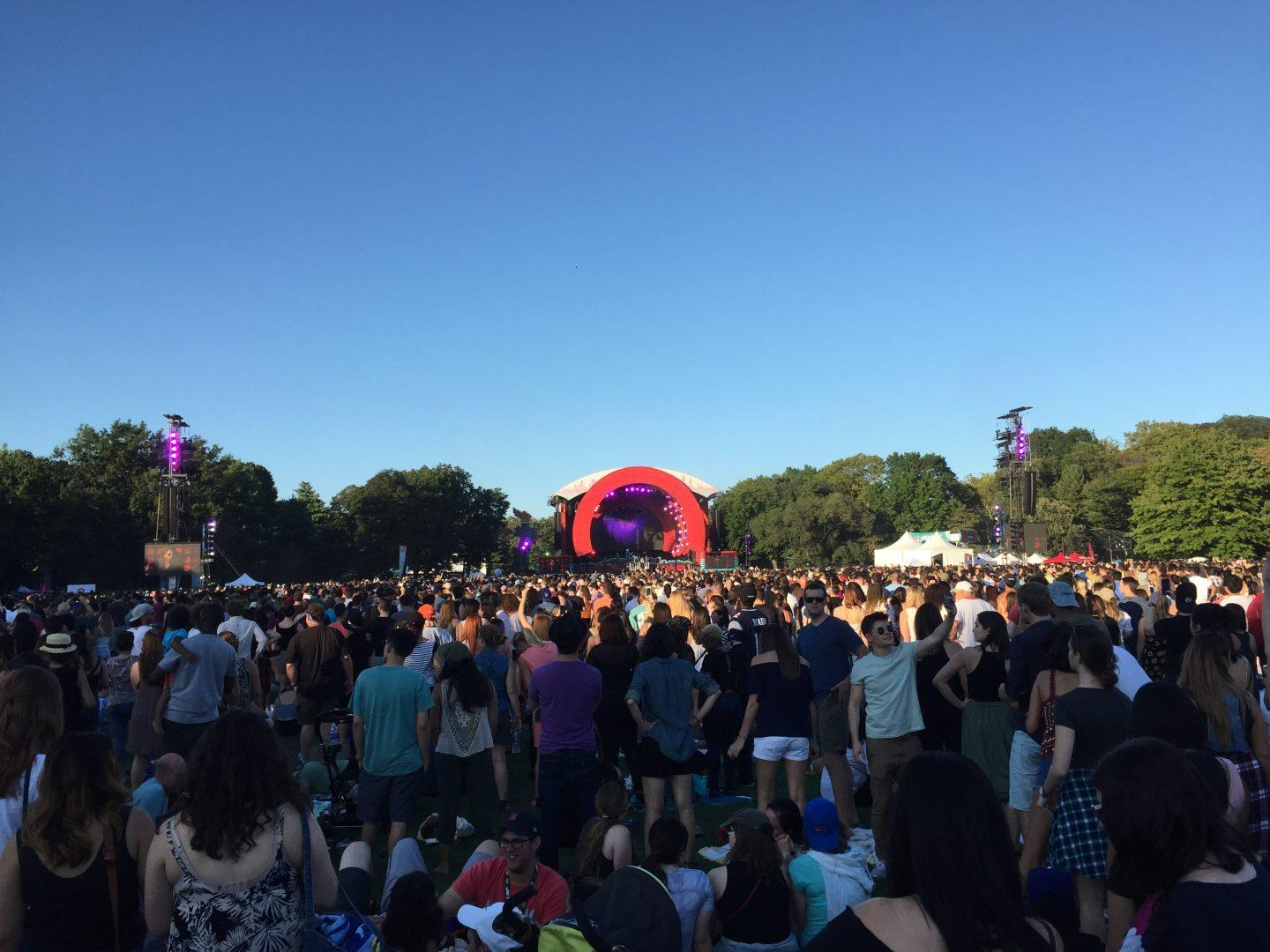 Inside the Sixth Edition of Global Citizen Festival