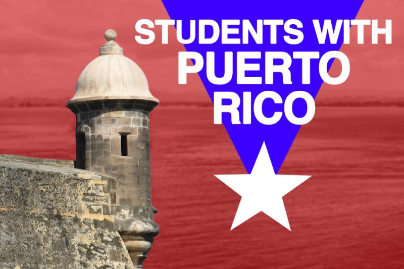 Fordham Student Launches Puerto Rican Relief Fund