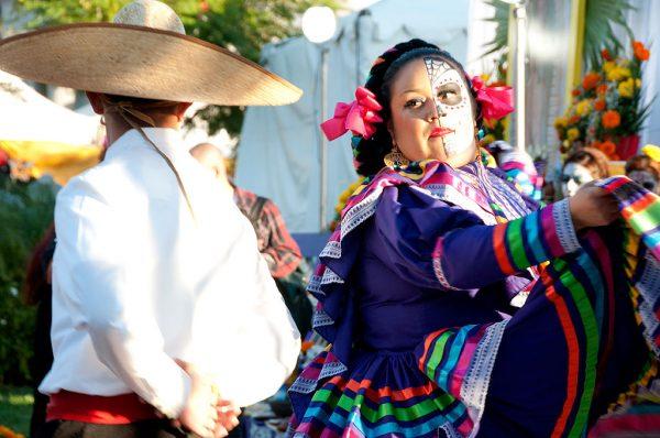 Día de los Muertos seeks to welcome the deceased on their yearly visit home. (MBTRAMA VIA FLICKR)