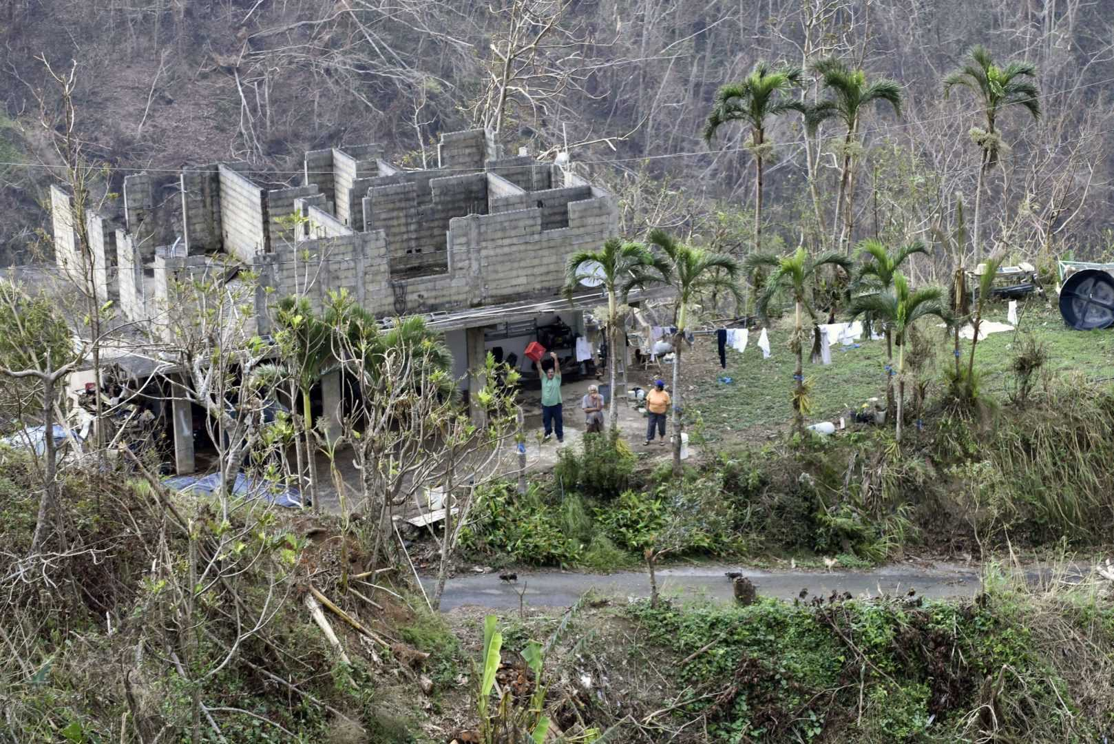 Members of Fordham Community React to Hurricane Maria