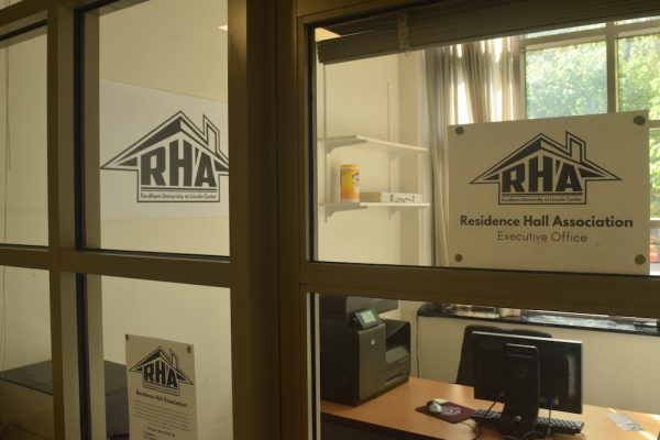 RHA is working on addressing student concerns. (JON BJORNSON/The Observer)