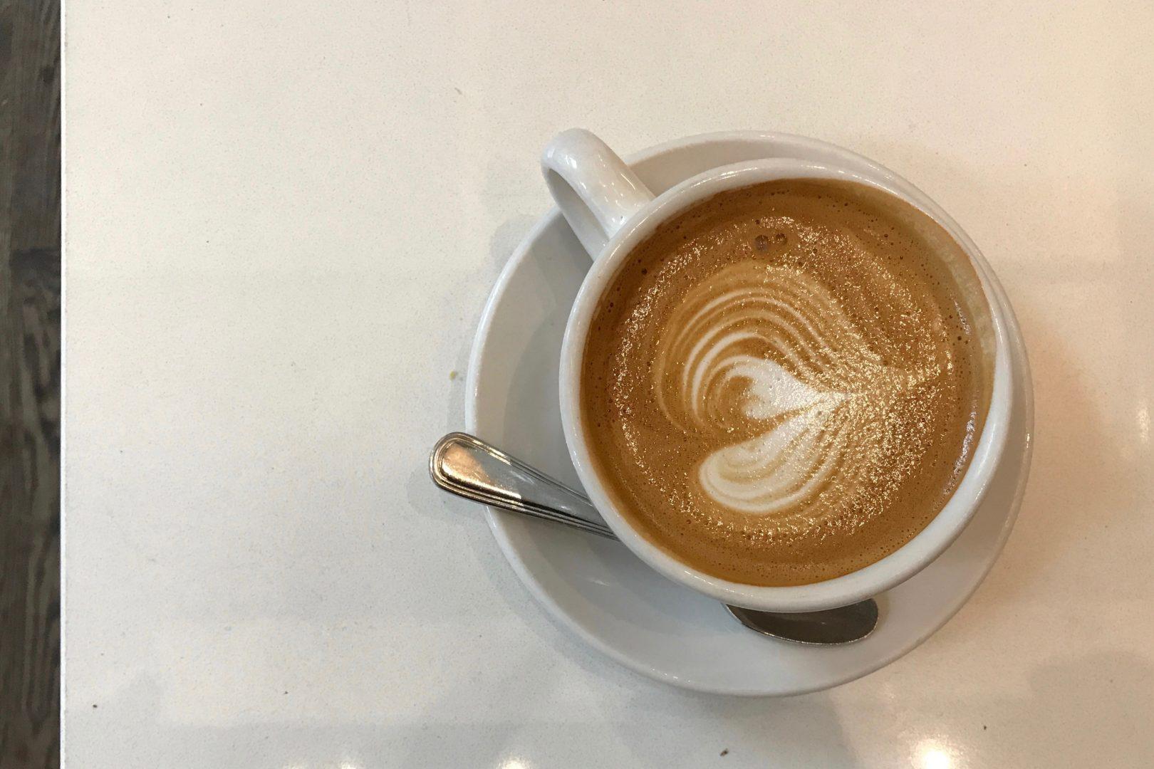 Coffee Crawling Around the City