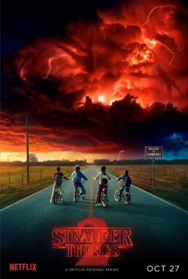 The second season of Stranger Things lived up to the hype.  (COURTESY OF NETFLIX)