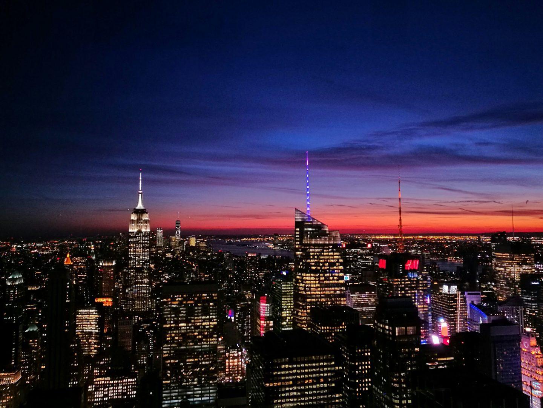 NYC Celebrates a Diverse Holiday Season