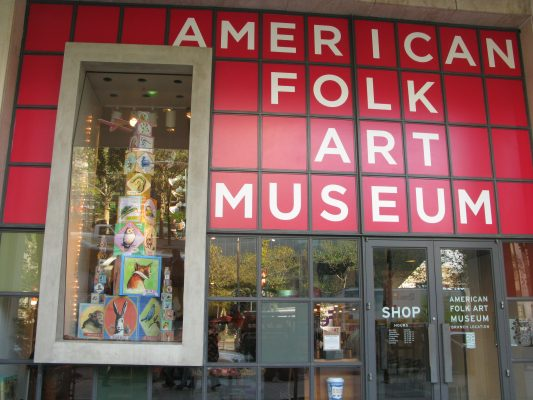 The+American+Folk+Art+Museum+is+an+affordable+alternative+for+art+lovers.+%28COURTESY+OF+AMERICAN+FOLK+ART+MUSEUM%29