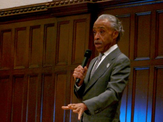 Rev.+Al+Sharpton+spoke+on+Feb.+26+in+Keating+Hall+at+an+event+hosted+by+the+Fordham+Libertarians.+%28COLIN+SHEELEY%2FTHE+OBSERVER%29