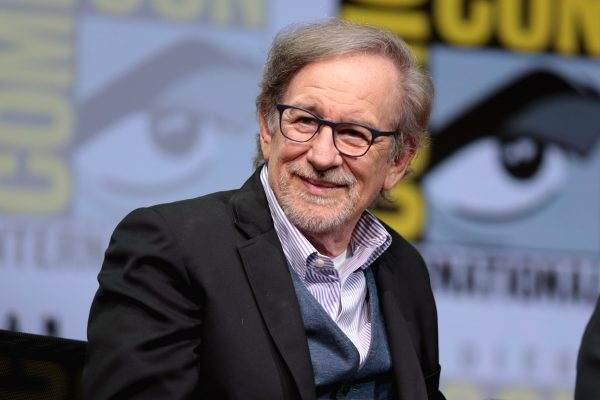 Steven+Spielberg+speaking+about+%22Ready+Player+One%22+at+the+2017+San+Diego+Comic+Con+International.+%28GAGE+SKIDMORE+VIA+FLICKR%29