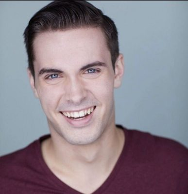 Johnny Travers, FCLC '20 has landed the role of Yancey in the Off-Broadway show