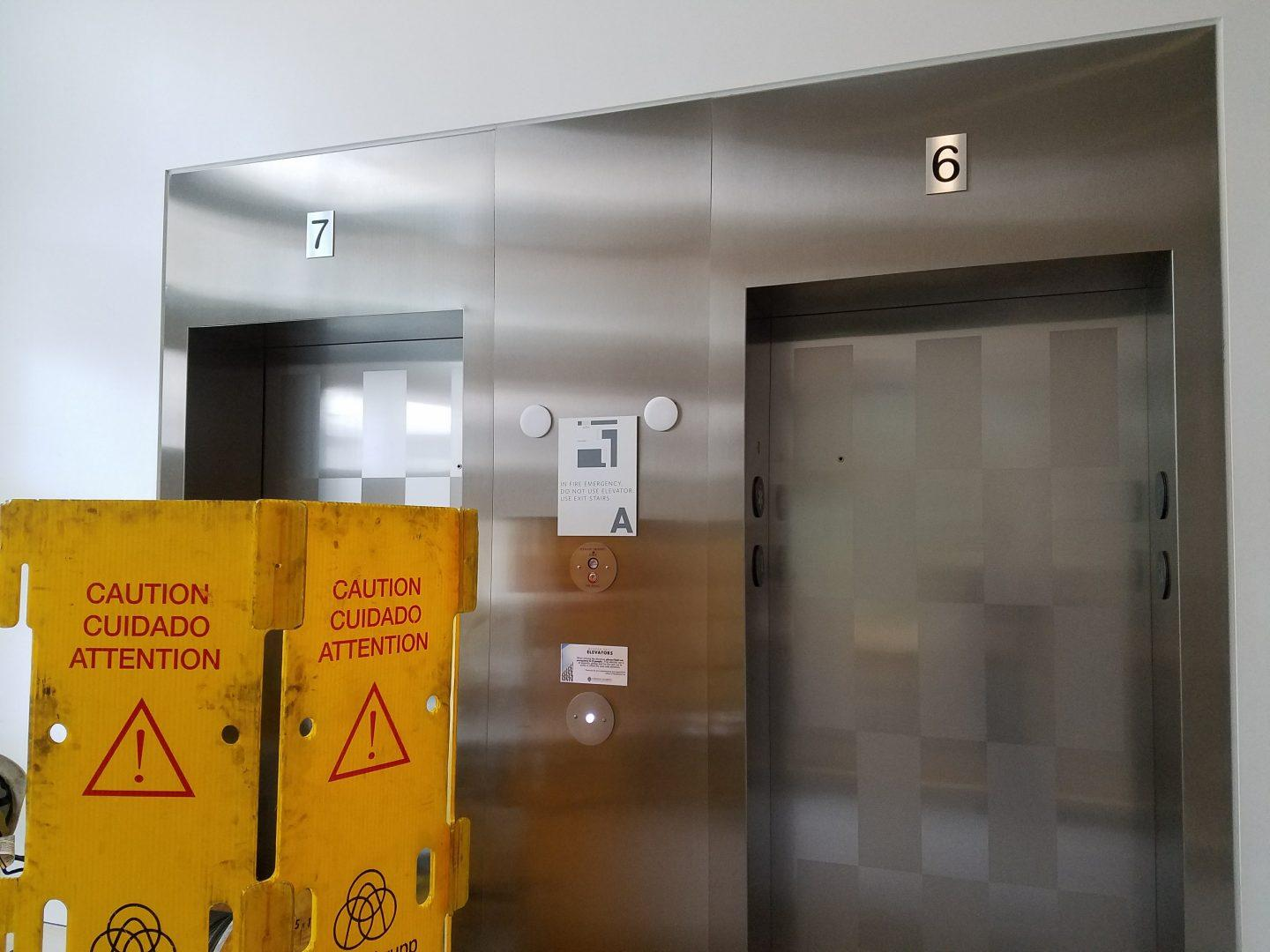 The McKeon Elevator Epidemic