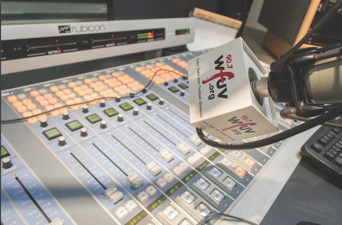 WFUV Lands 13th Spot as 'Best College Radio'
