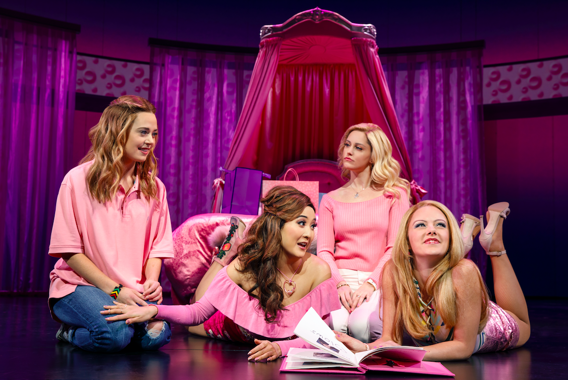 "Review: ""Mean Girls"" Opens on Broadway for a New Age and New Generation"