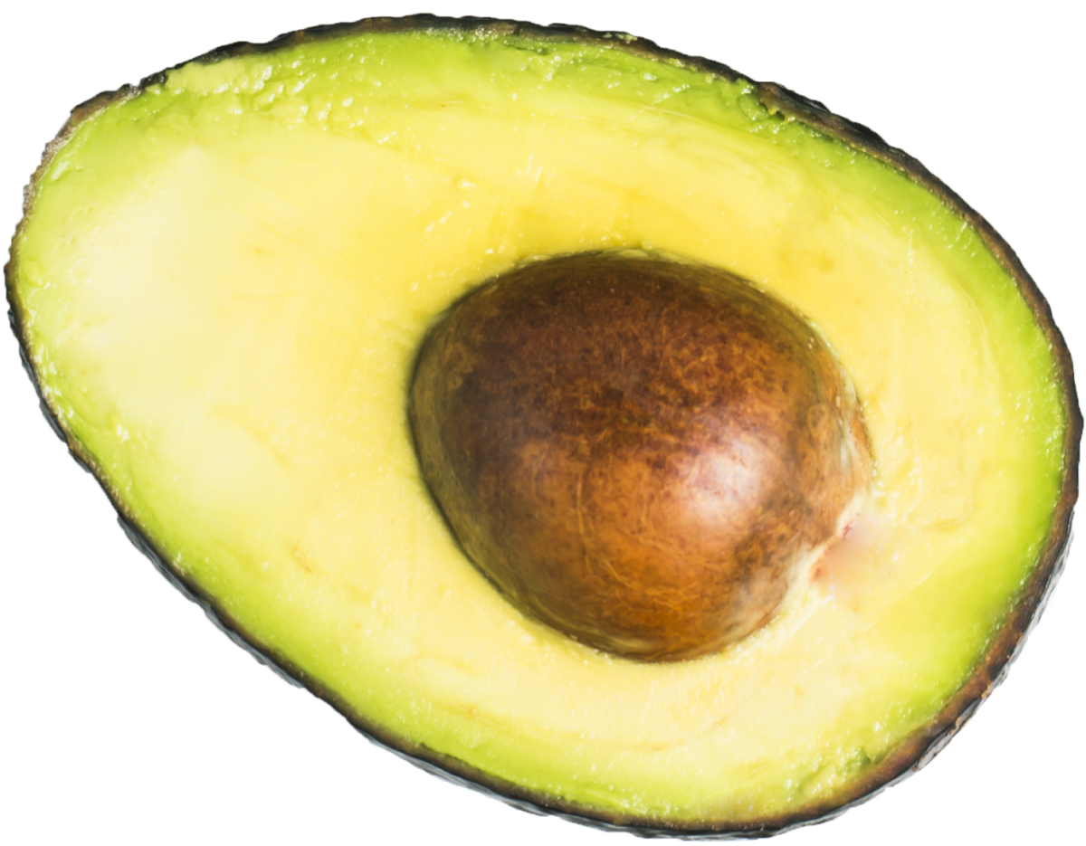 Avocados are excellent sources of plant-derived, monounsaturated fats.